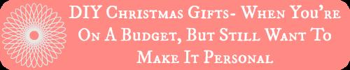 diy christmas gifts tab
