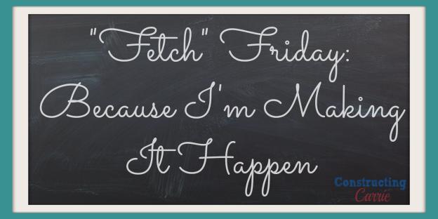Fetch Friday