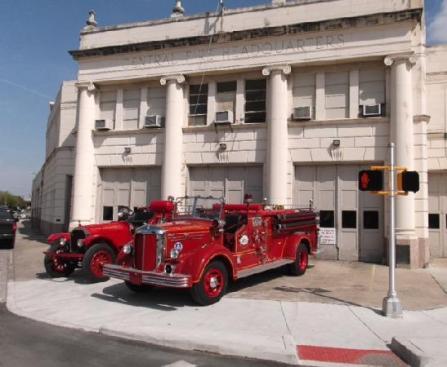 SA fire museum
