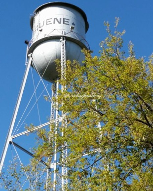 Gruene Water Tower